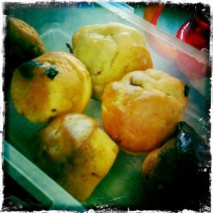 Muffins by @mamabook