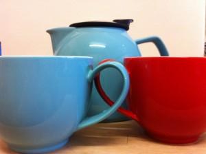 Sunday essentials Oceans of tea