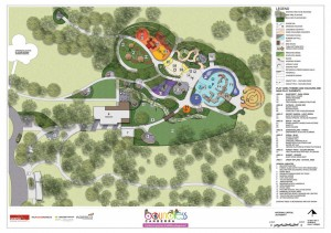 Boundless Project - siteplan